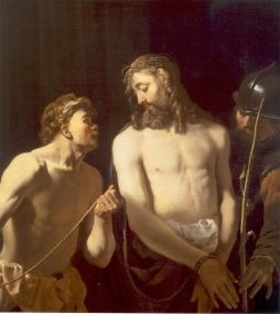 "KAREL  DU JARDIN - ""The Mocking of Christ"" 