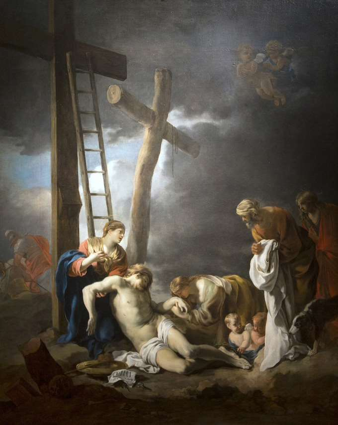 The Deposition from the Cross