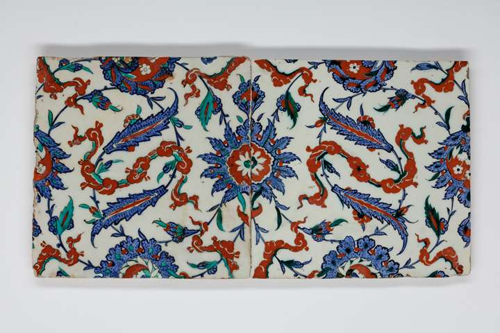 İznik Tile Panel