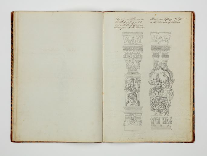 Folio with Architectural Drawings Commissioned by Col. MacKinsie | MasterArt