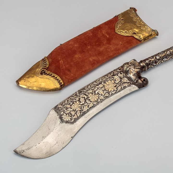 Bhuj Axe Knife