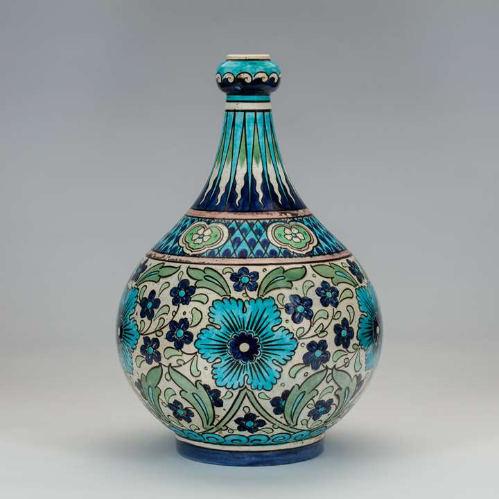 Burmantofts 'Anglo-Persian' Vase