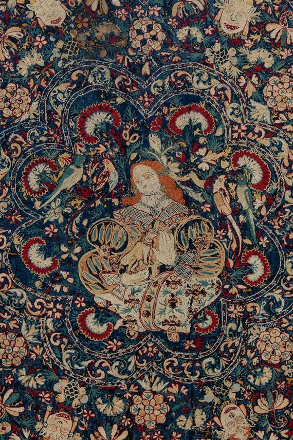 Coverlet (The Five Senses) | MasterArt