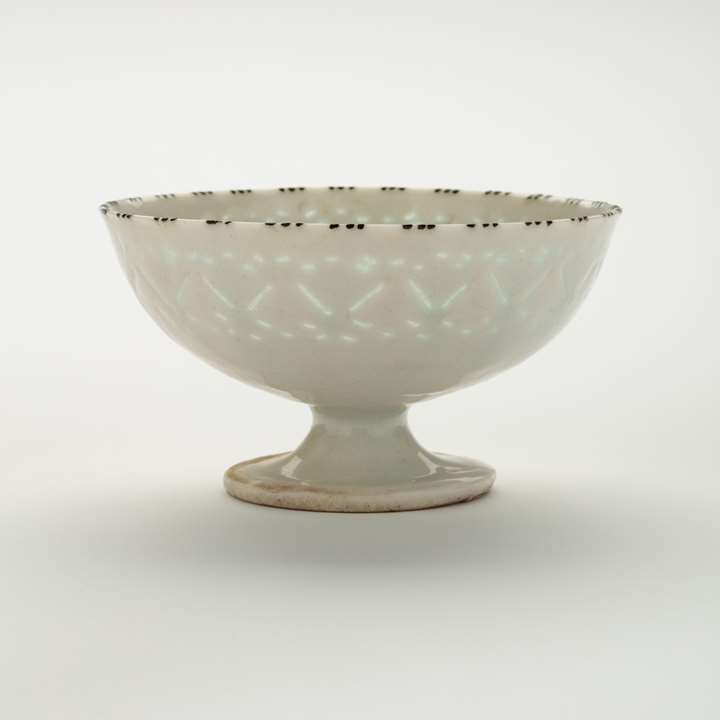 Footed Gombroon Bowl