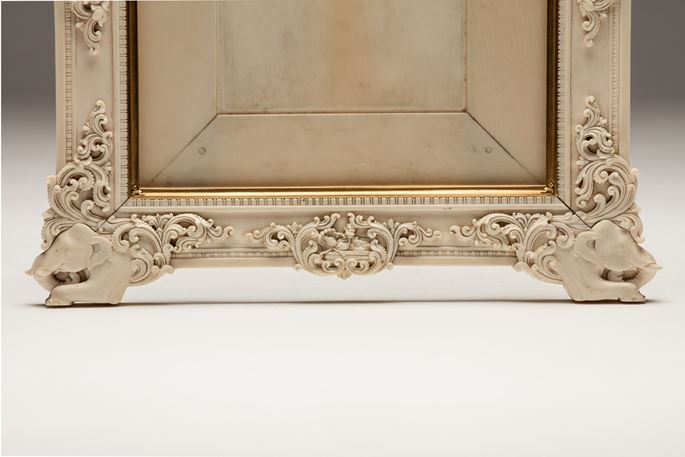 Ivory Picture Frame from the Kingdom of Travancore | MasterArt