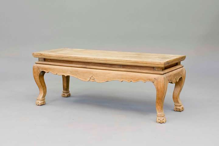 "A Huanghuali wood ""Kang"" Table"