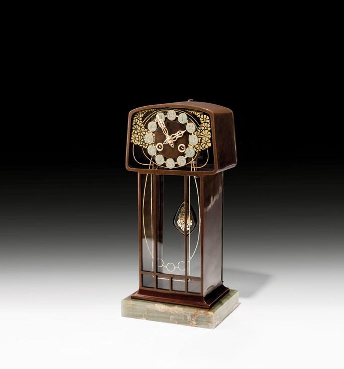 Otto Prutscher - TABLE CLOCK | MasterArt