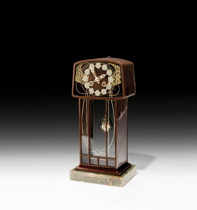 Otto Prutscher - TABLE CLOCK | MasterArt