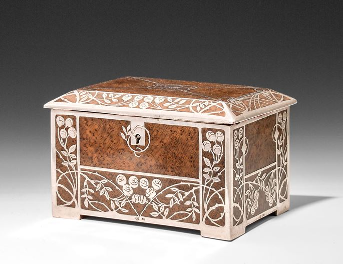 Arts & Crafts - JEWELLERY BOX | MasterArt
