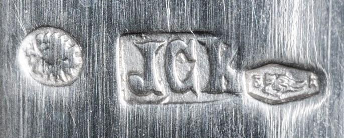 J. C. Klinkosch - JUG WITH SILVER MOUNT | MasterArt