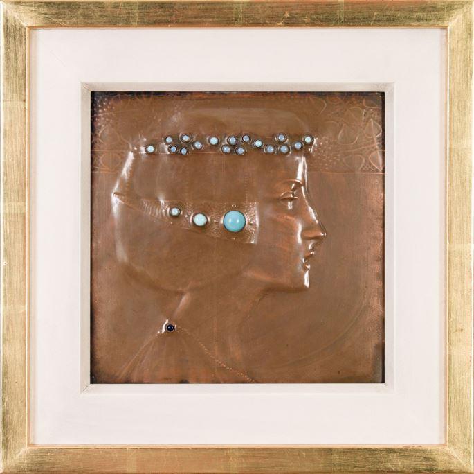 Georg Klimt - ART NOUVEAU RELIEFS | MasterArt