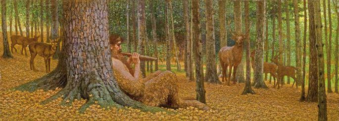 Maximilian Lenz - TRIPTYCH PAN SONGS | MasterArt