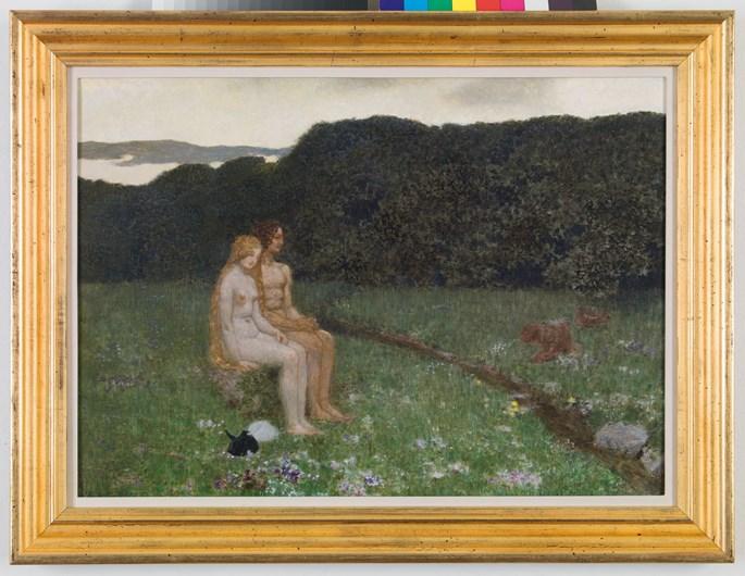Alexander Rothaug - ADAM AND EVE | MasterArt