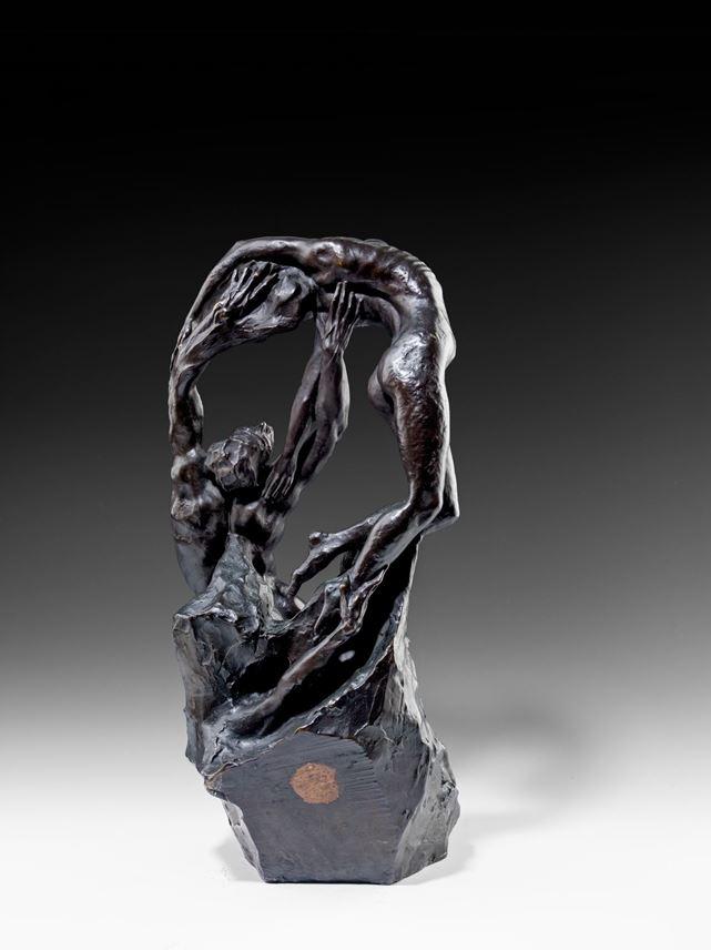 Gustinus Ambrosi - ORPHEUS AND EURYDICE | MasterArt