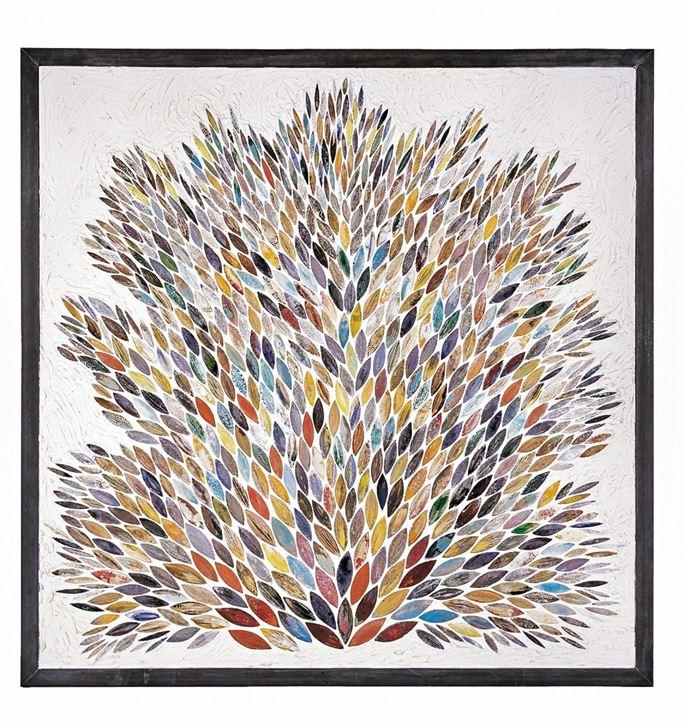 Gudrun Baudisch - CERAMIC MOSAIC TREE OF LIFE | MasterArt