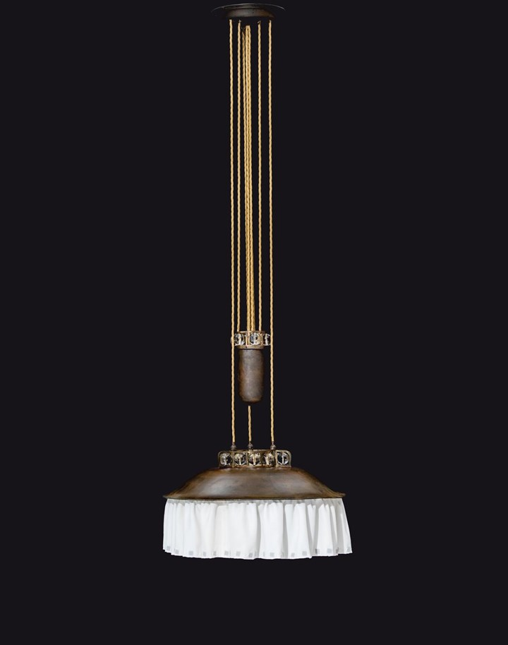 ADJUSTABLE CHANDELIER