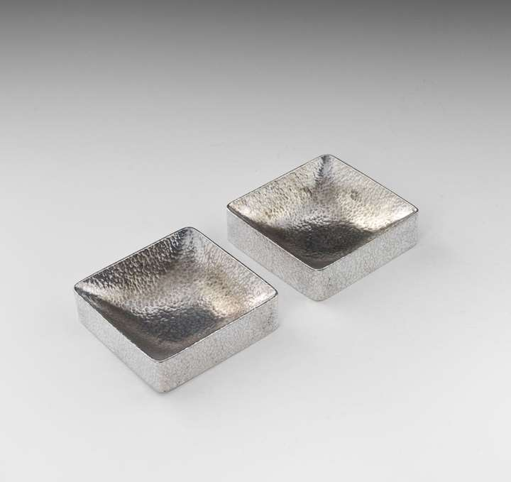 TWO ASHTRAYS