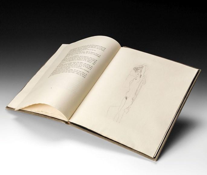 Gustav Klimt/Josef Hoffmann - LUCIAN'S HETAIRIKOI DIALOGOI | MasterArt