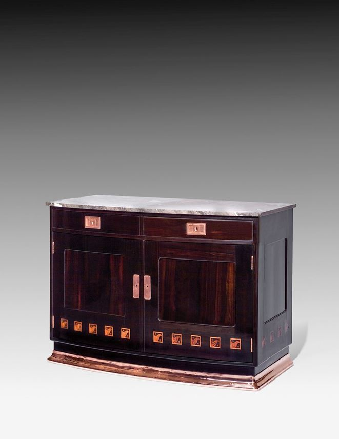 "Portois & FIX - SIDEBOARD ""MODEL LONDON"" 