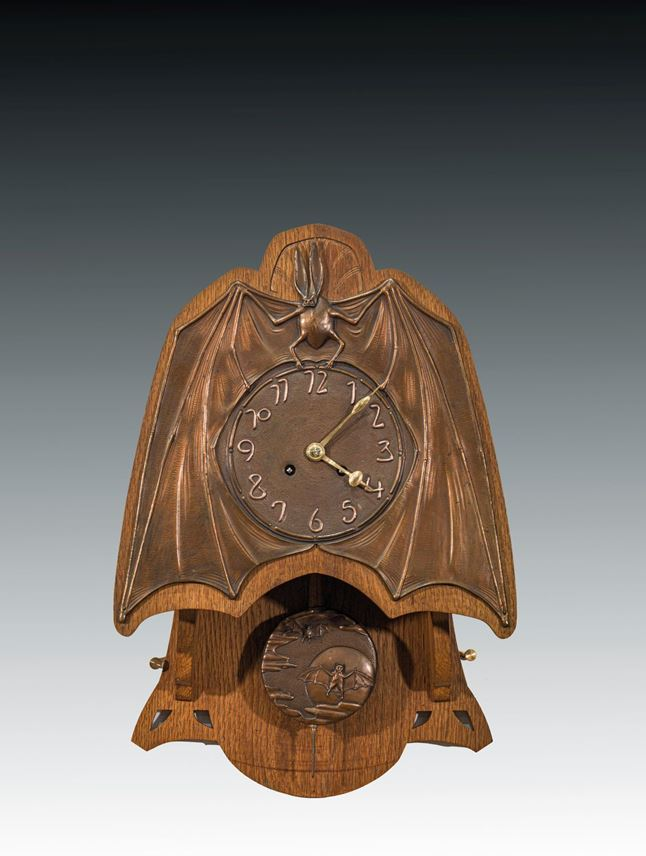 BAT CLOCK | MasterArt