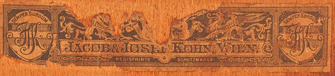 Jacob & Josef Kohn - COAT AND HAT RACK   MasterArt