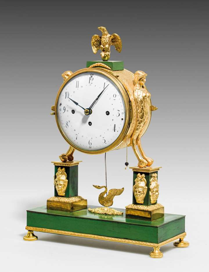 EMPIRE MANTLE CLOCK