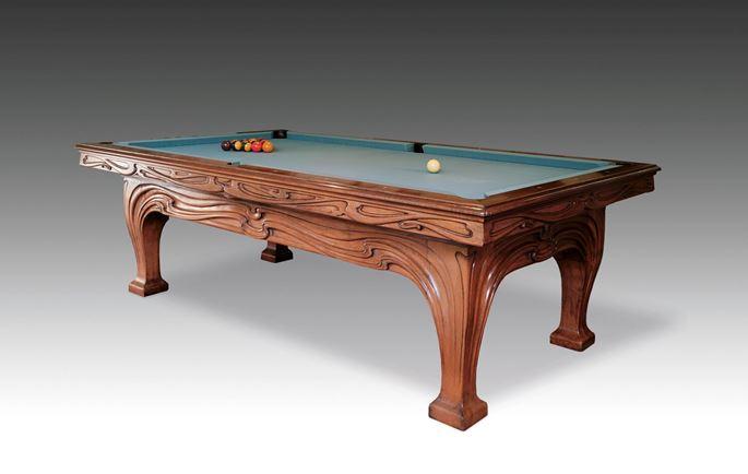 Henry Van de Velde - BILLARD TABLE | MasterArt