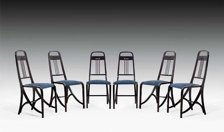 SIX CHAIRS