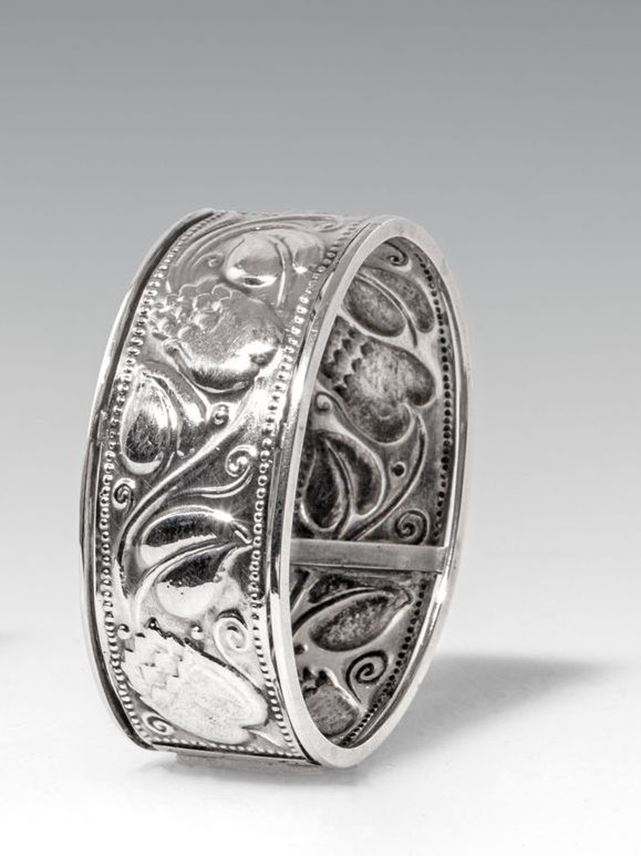 Josef  Hoffmann - NAPKIN RING | MasterArt