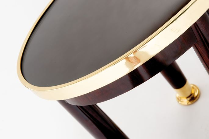 Friedrich Otto Schmidt - OVAL TABLE À LA LOOS | MasterArt