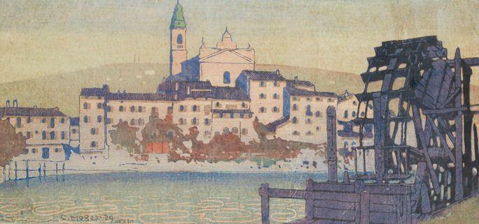 Carl Moser - PARONA DI VALPOLICELLA   MasterArt