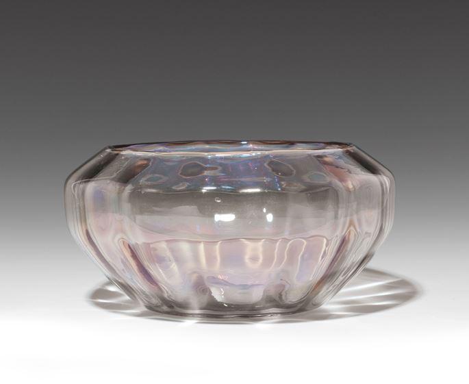 Marie Kirschner - LARGE GLASS BOWL | MasterArt