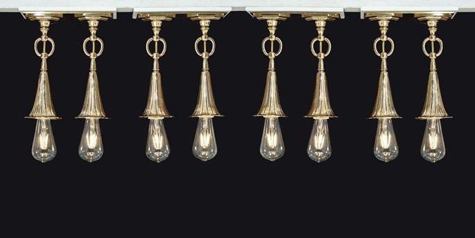 FOUR CEILING LAMPS | MasterArt