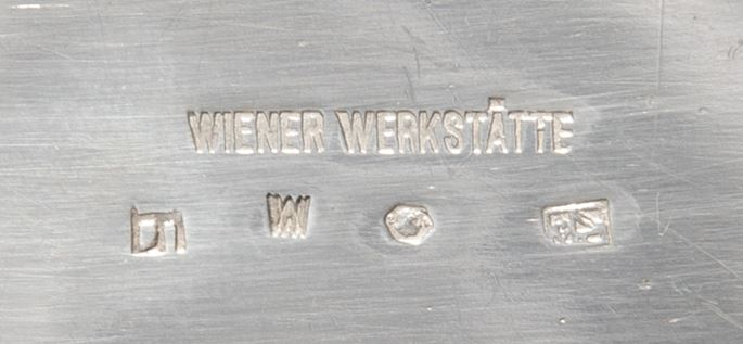 Josef  Hoffmann - OVAL JARDINIERE | MasterArt
