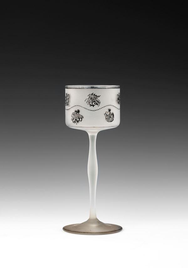 Ludwig Heinrich Jungnickel - STEM GLASS | MasterArt