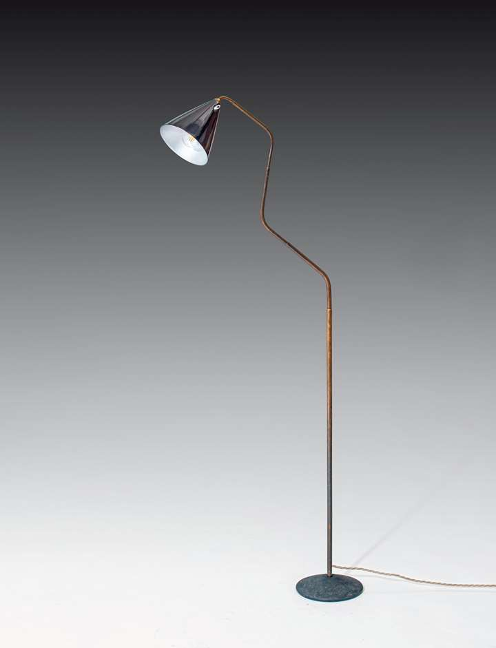 "FLOOR LAMP ""FLAMINGO"""