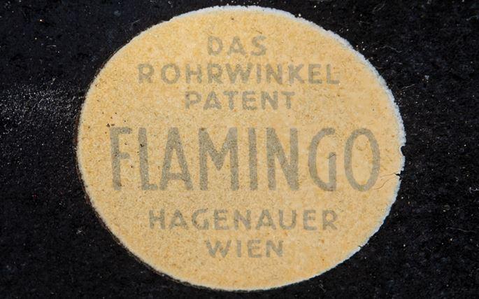"Franz Hagenauer - FLOOR LAMP ""FLAMINGO"" | MasterArt"
