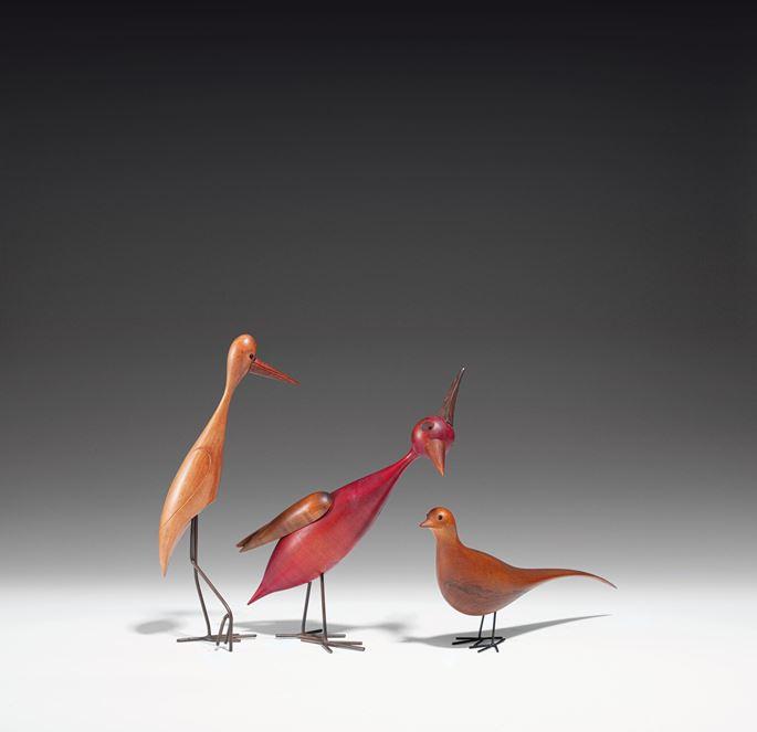 Werkstätte Hagenauer - THREE BIRDS | MasterArt