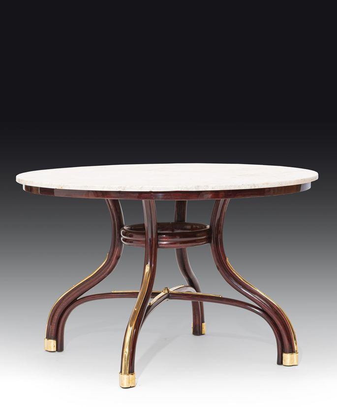 Adolf Loos - Dining table | MasterArt