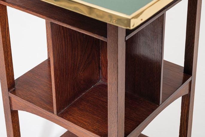 JOSEF MARIA  OLBRICH - Side table | MasterArt