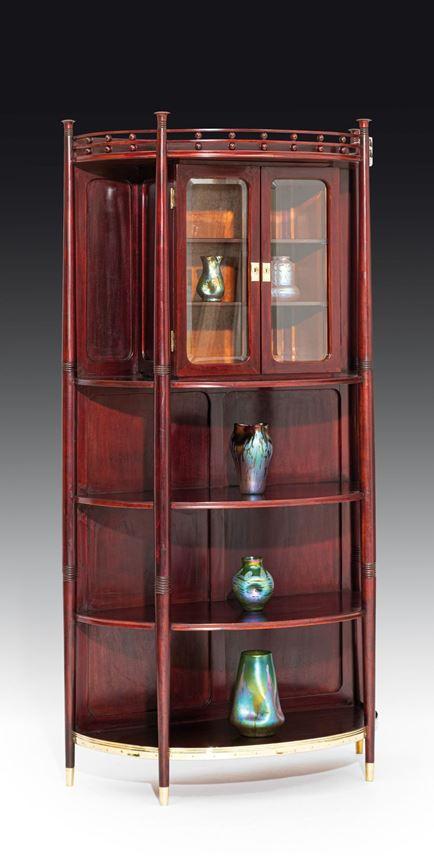 Josef  Hoffmann - Salon cabinet | MasterArt