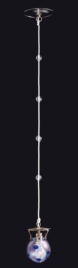 Koloman Moser - Three pendant lamps | MasterArt