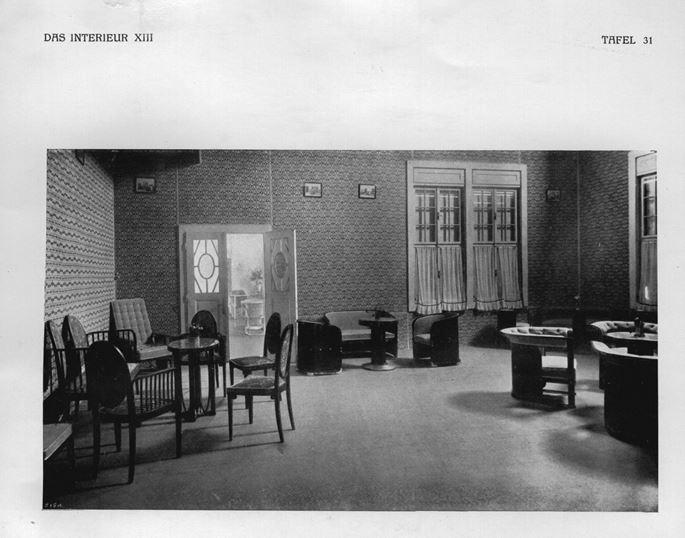 Josef  Hoffmann - Suite so-called Buenos Aires Suite   MasterArt