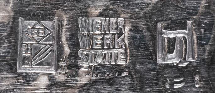 Josef Hoffmann / Wiener Werkstätte - BLOTTER   MasterArt