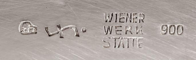 Josef Hoffmann / Wiener Werkstätte - OVAL BOWL/JARDINIÈRE   MasterArt