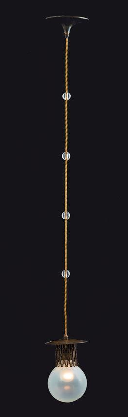 Josef Hoffmann / Wiener Werkstätte - Pendant lamp   MasterArt