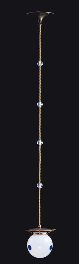 Koloman Moser - Pendant lamp | MasterArt