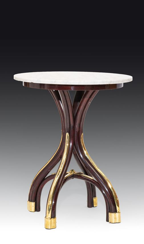 Adolf Loos - Table for the cafe museum | MasterArt