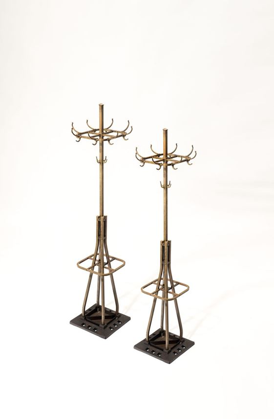 Adolf Loos - COAT AND HAT STAND | MasterArt