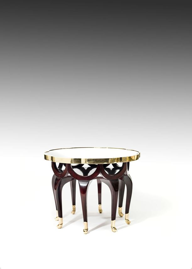 "Adolf Loos - ""ELEPHANT TRUNK"" TABLE 